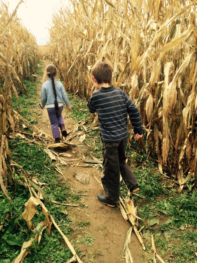 02 - Kids in the corn